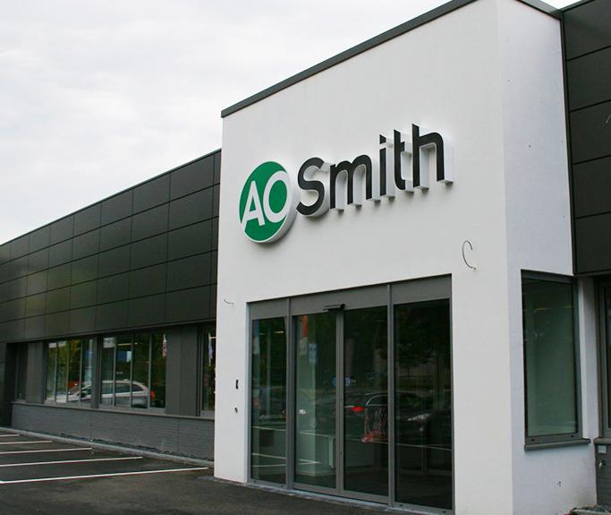 About AO Smith India