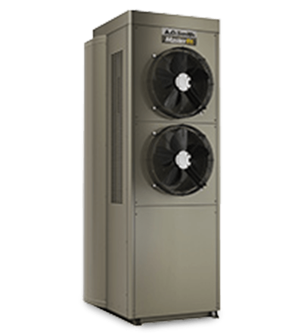 CAHP Commercial Air to Heat Water Heater with 2 fans