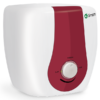 HSE SGS Water Heater - Red - Front view